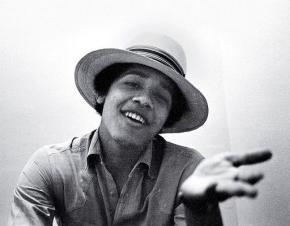 y2 Obama pot head